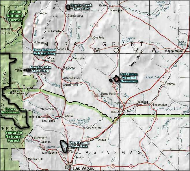 Maps New Mexico Cgrounds Map Blog With Collection Of: Map Of New Mexico Campgrounds At Usa Maps