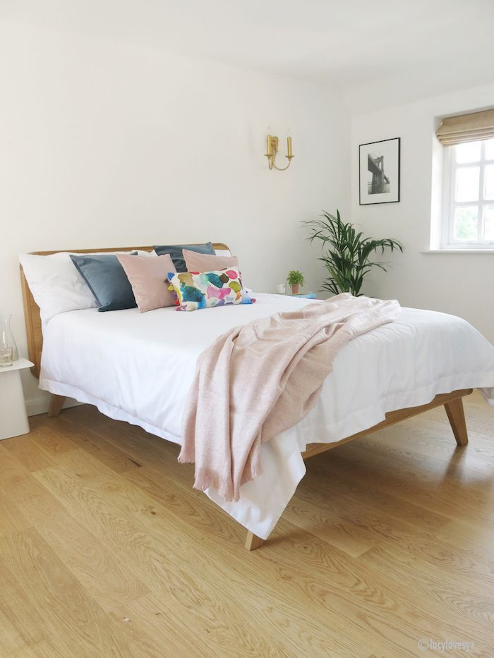Wooden Flooring Bedroom Light Airy Inviting Welcoming Inspiration Bedroom Wall Colors Bedroom Wooden Floor Beautiful Bedroom Inspiration
