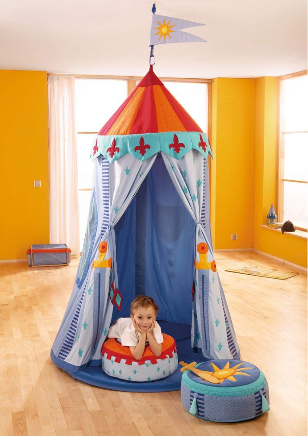 Photo of Knight's Hanging Tent Playhouse