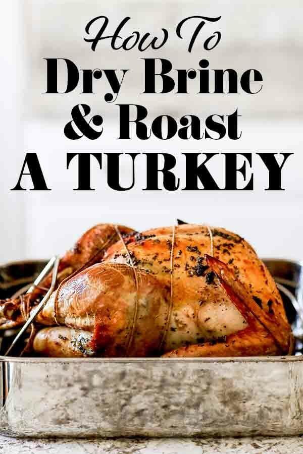How to Dry Brine and Roast a Turkey Recipe | SimplyRecipes.com