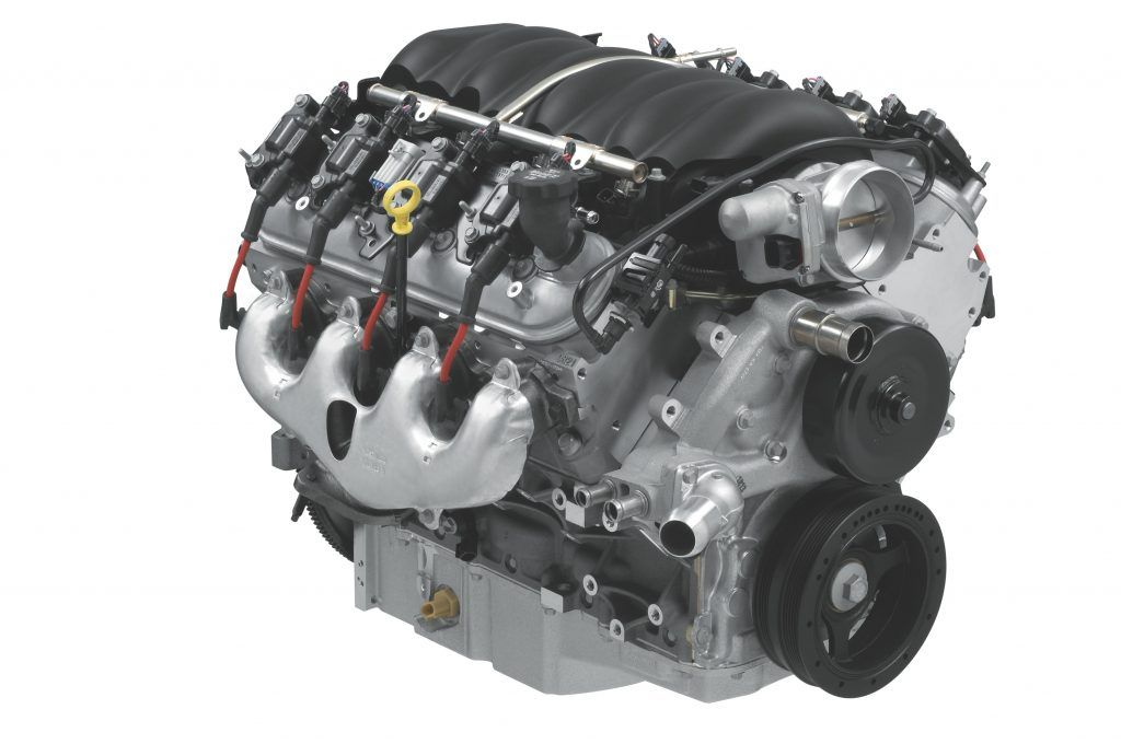 Ranking The Most Powerful Chevy Crate Engines You Can Buy Crate Engines Chevy Crate Engines Camaro Engine