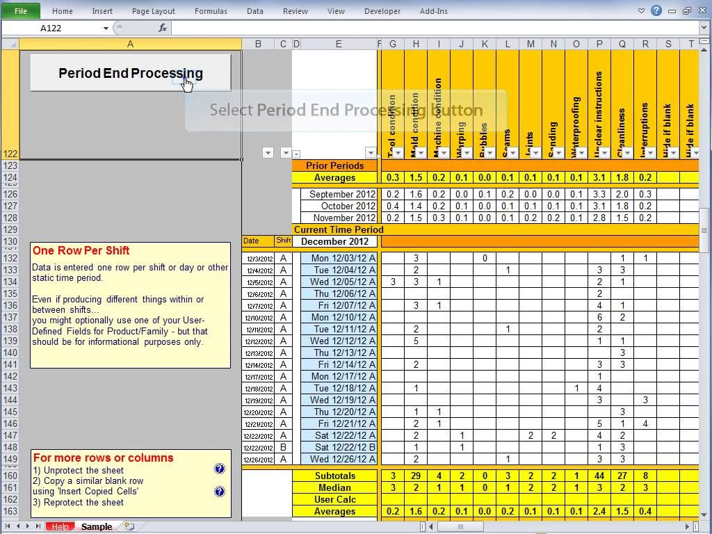 Scorecard  Excel Template  Work    Template
