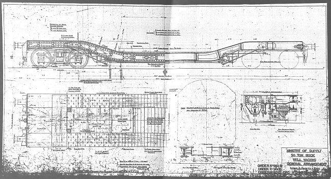 Rail Album - Military Wagons - World War Two - 50-ton