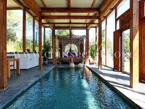 Près du0027Aix en Provence, location du0027une villa contemporaine aux - location vacances provence avec piscine