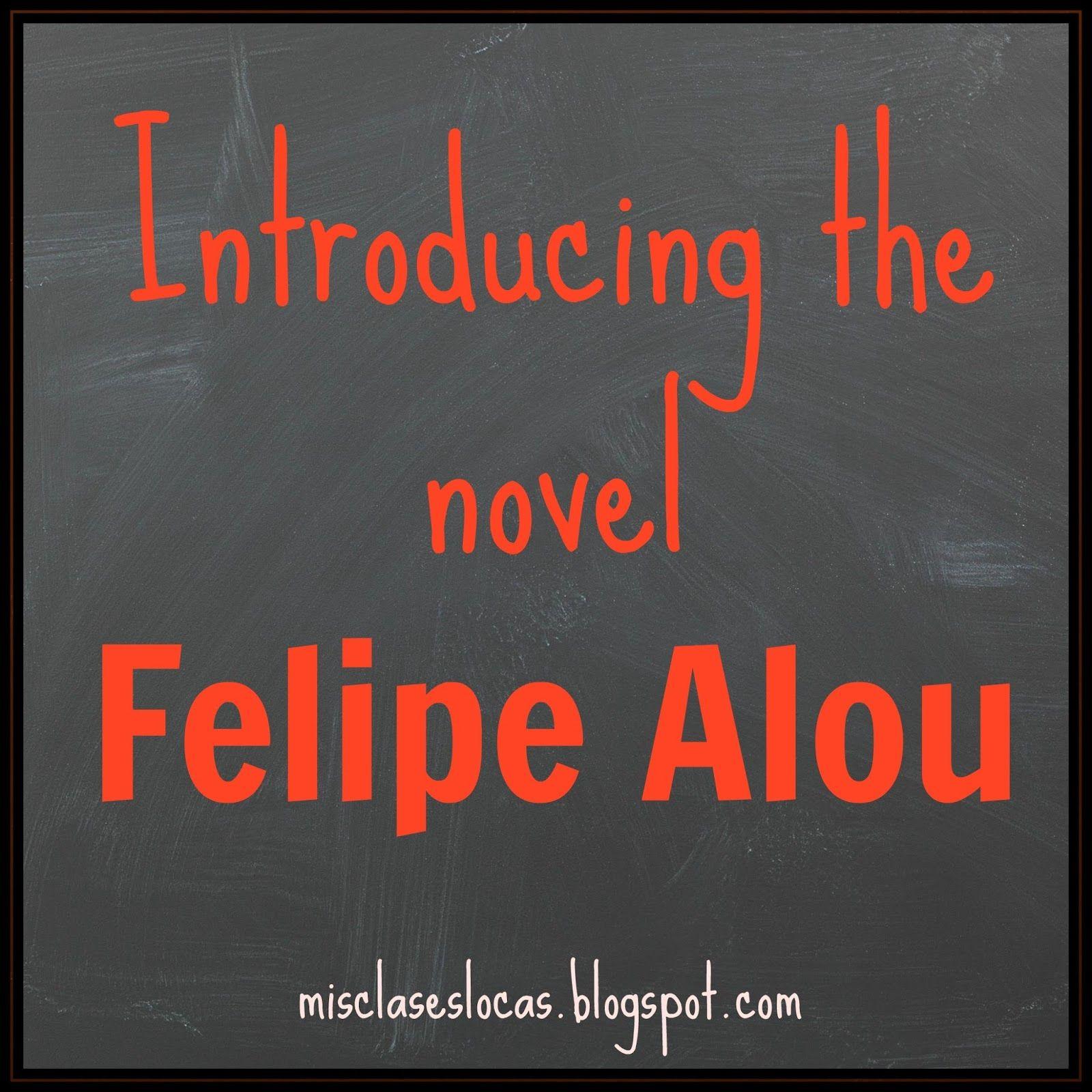 Introducing The Novel Felipe Alou