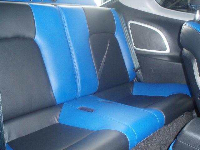 Hyundai Tiburon Tuscani Interior Black And Blue Seats Hyundai Tiburon Car Interior Interior