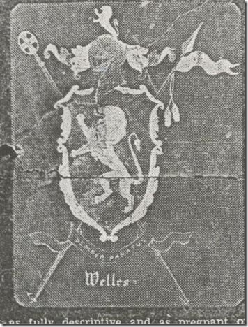 The Welles Shield