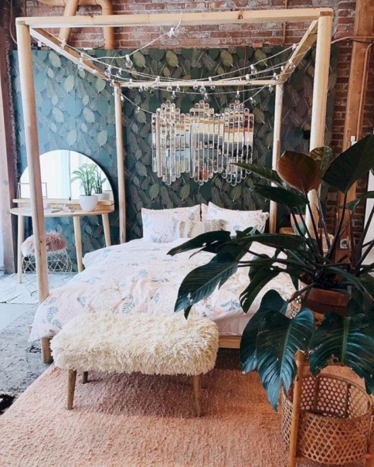 30 Amazing Boho Chic Bedroom Design Ideas BEDROOMS ALL IDEAS