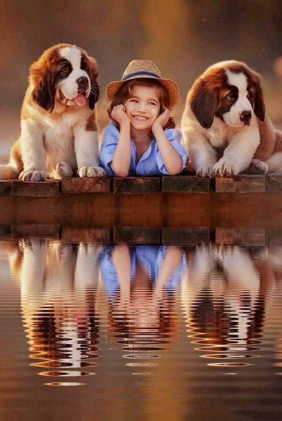 животные, ребёнок, фото детей, смешные фото, детские лица ...