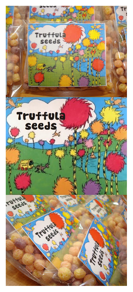 picture about Truffula Seeds Printable referred to as Pin by way of Claudia Dee upon Dr. Seuss Dr seuss birthday