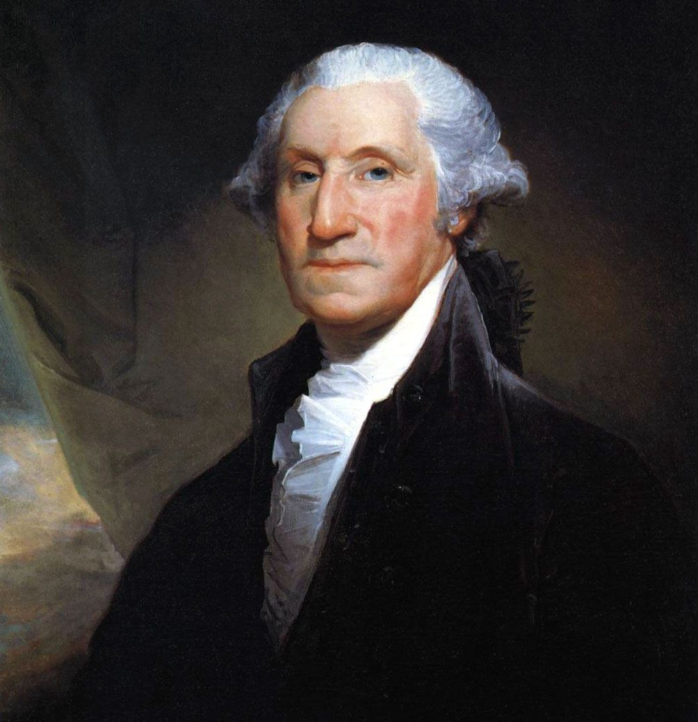 "George Washington, April 30, 1789: ""The preservation of the sacred fire of"
