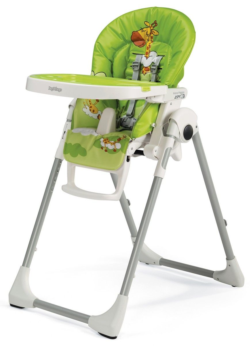 Prima Pappa Zero3 grows with your child, from birth to 3
