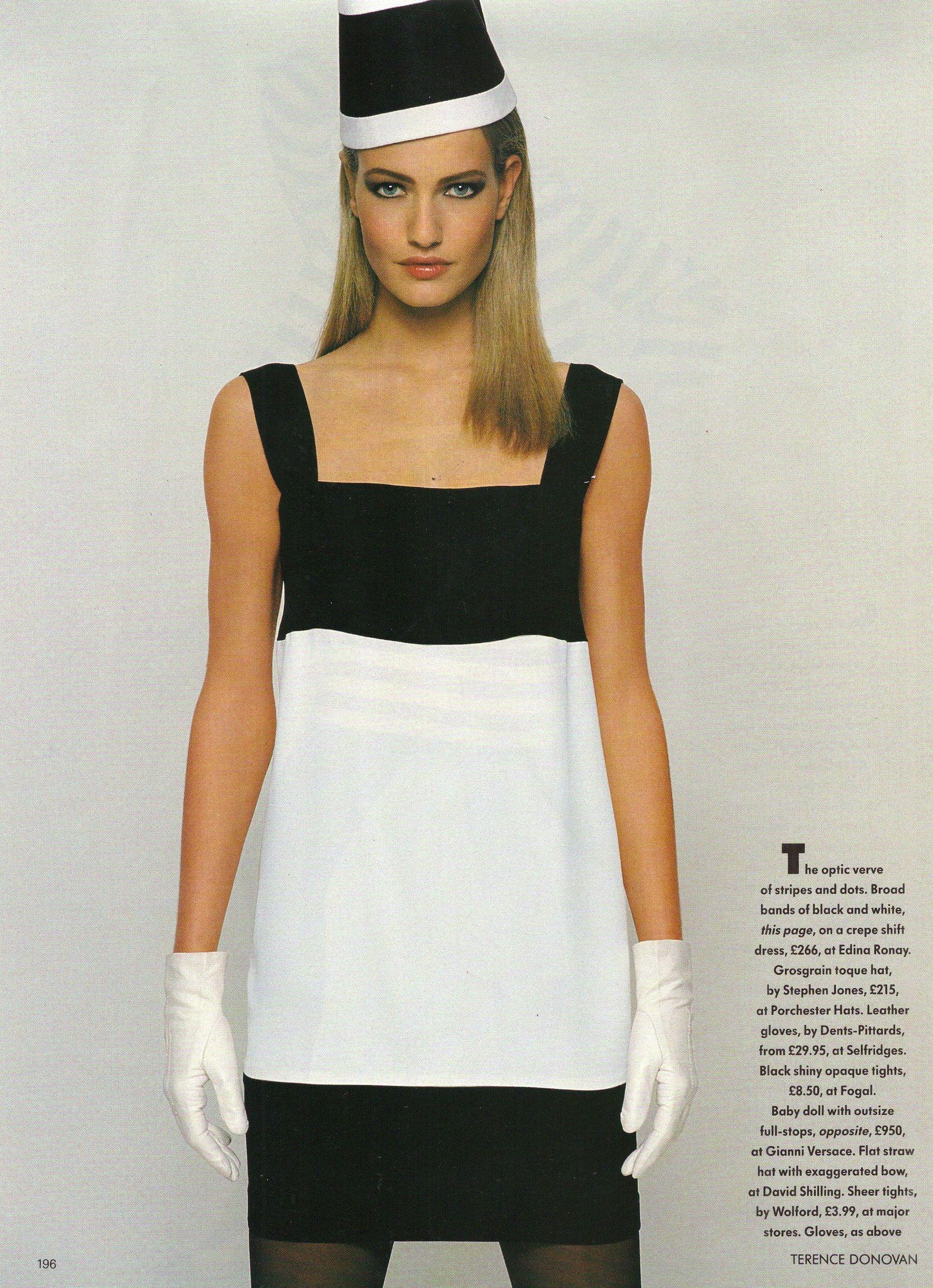 Vogue \'91 | Our Heritage | Pinterest