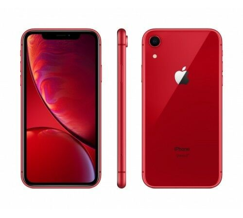 Apple iPhone XR 128GB RED (UNLOCKED) (A1984) Verizon AT&T