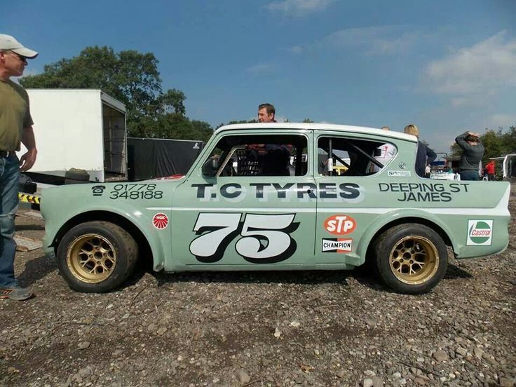 & Ford Anglia Classic Race Car. | Ford Cars and Sports cars markmcfarlin.com