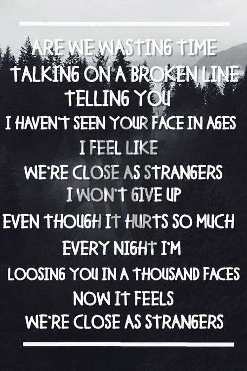 Close As Strangers 5 Seconds Of Summer