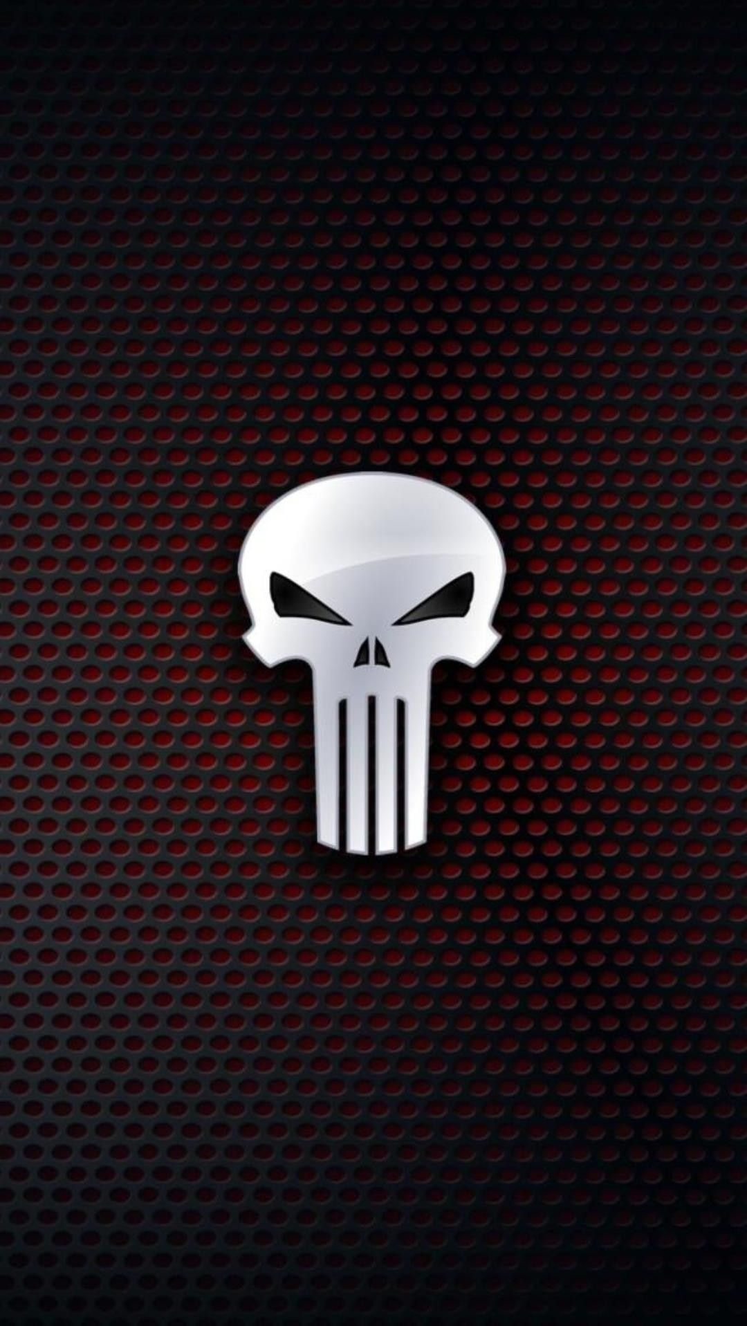Punisher (With images) Punisher logo, Iphone wallpaper