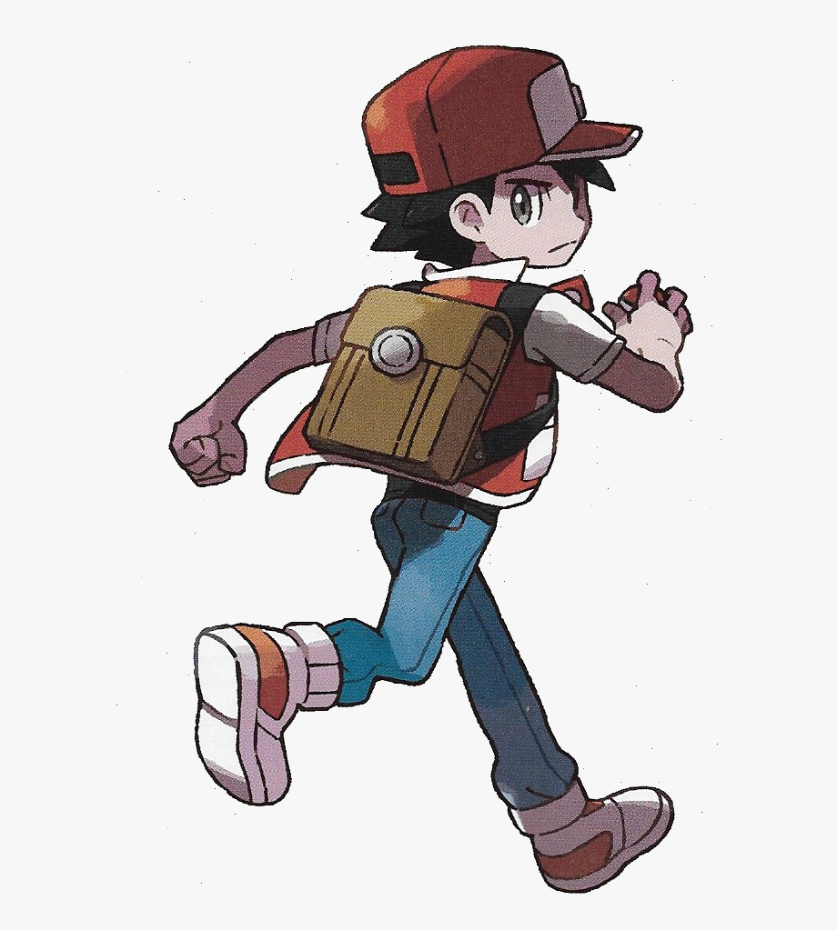 Download And Share Red Pokemon Let S Go Cartoon Seach More Similar Free Transparent Cliparts Carttons And S Pokemon Red Pokemon Trainer Red Pokemon Red Blue