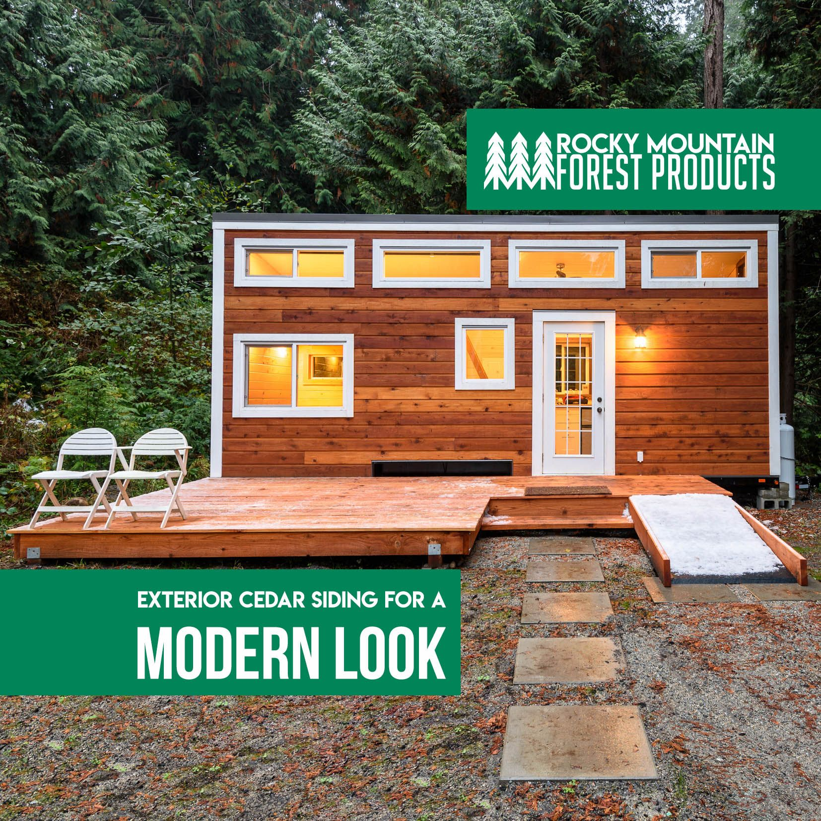 Exterior Siding Can Make Your Home Look Modern And Contemporary Cedar Siding Exterior Siding Siding