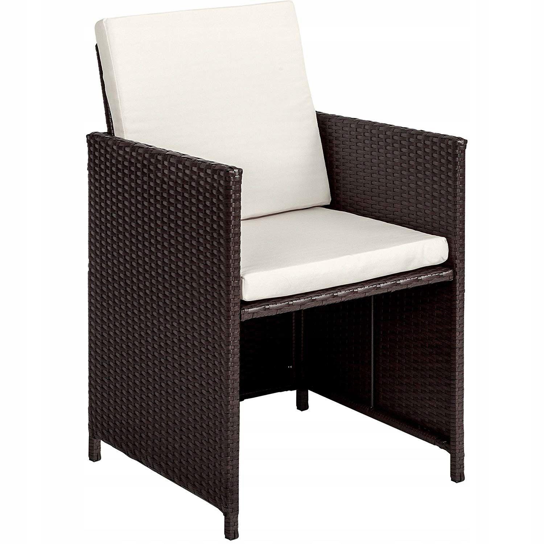 Fotel Krzeslo Ogrodowe Polirattan Rattan Krzesla 9186370037 Oficjalne Archiwum Allegro Furniture Home Decor Dining Bench