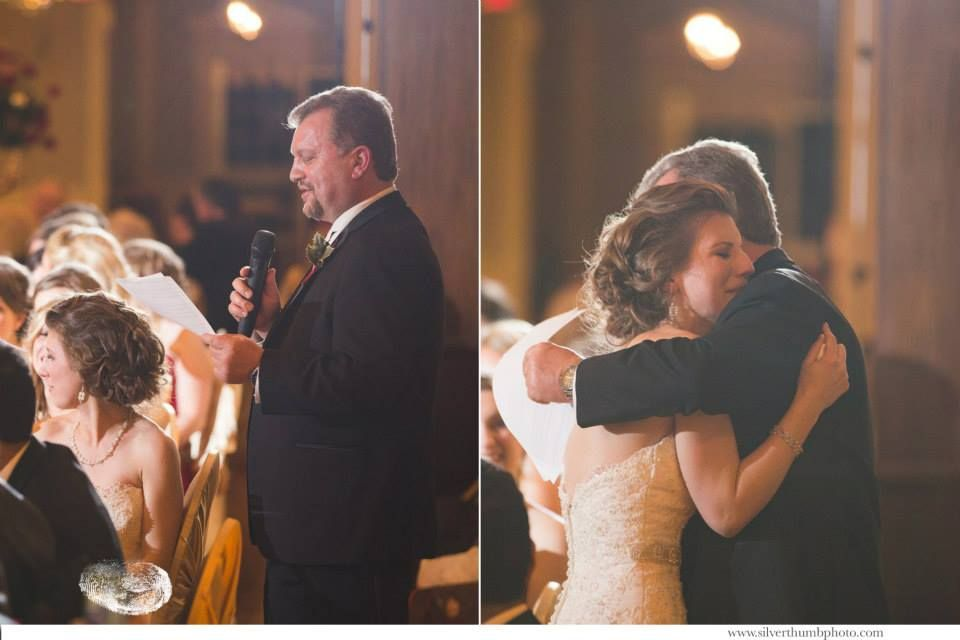 Super sweet dad speech at Lovett Halll http://silverthumbphoto.com/blog/best-of-2014/