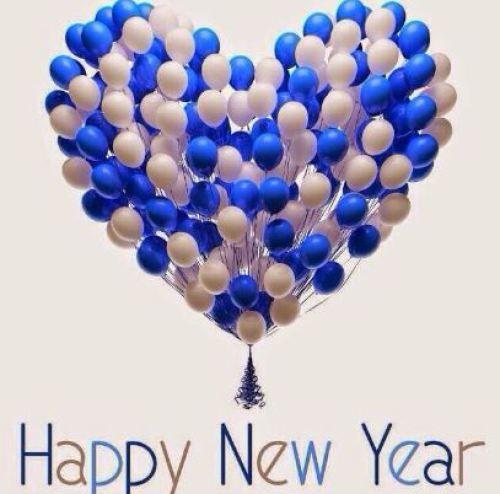 happy new year whatsapp dp 2017 profile pic
