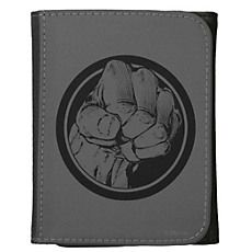 Hulk Leather Wallet for Adults - Customizable