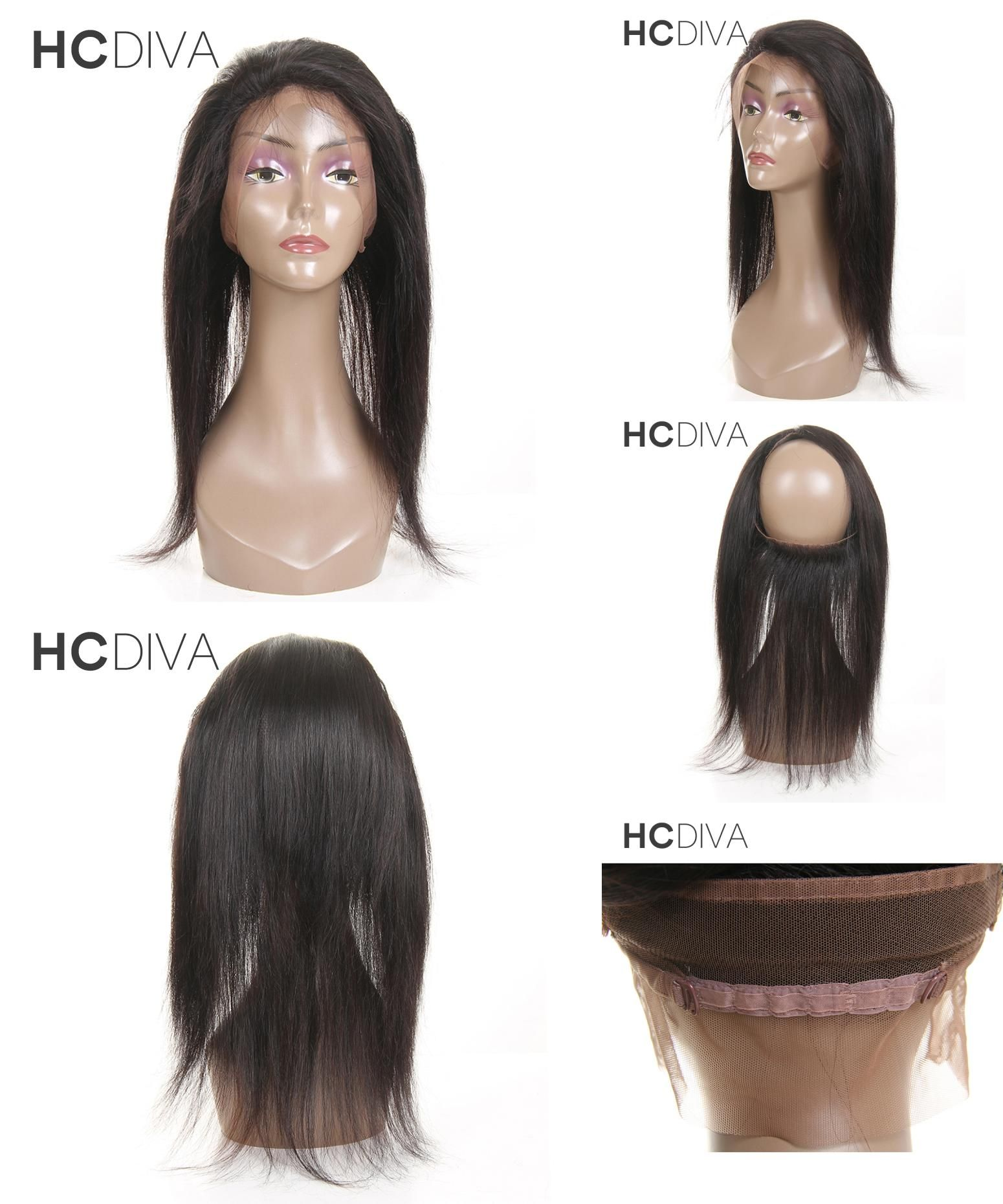 Boy hairstyle wigs visit to buy hcdiva straight pre plucked  frontal closure with