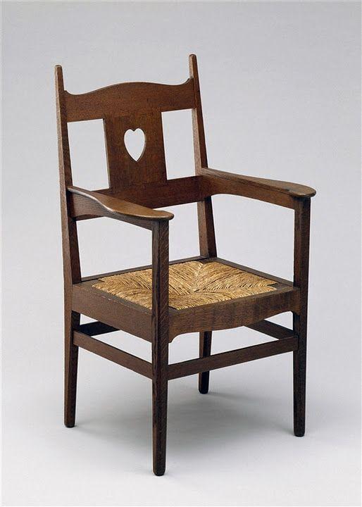 1902 Voysey chair