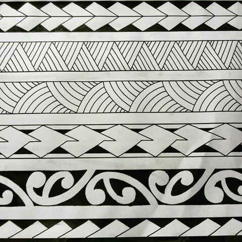 Pin De Mustafa Aktan Tattoo Em Ottoman Art House Maori