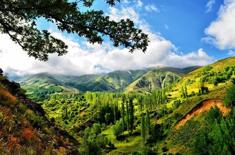 Kaçkar Mountains, Turkey - A Fascinating Mountain Range in Eastern Turkey |  Landscape, Nature, Beautiful mountains