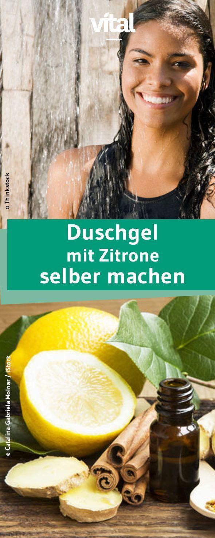 DIY-Duschgel