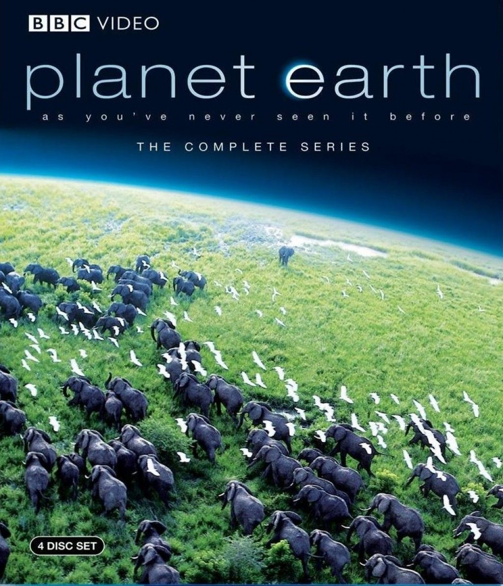 The Documentary Film Planet Earth Took Five Years And 25 Million Dollars To Make 2 000 Days At