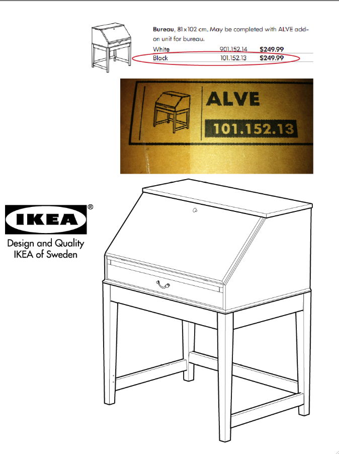 Best Ikea Secretary Desk In 2020 Ikea Secretary Desk Secretary Desks Ikea Alve