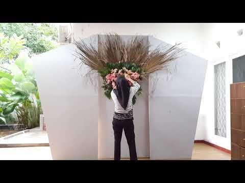 dekorasi lamaran|photobooth|wedding - youtube di 2020
