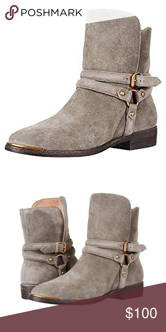 a3884241c1f UGG Kelby Ankle Boots in Gray/Taupe Step out in the sleek Kelby boot ...