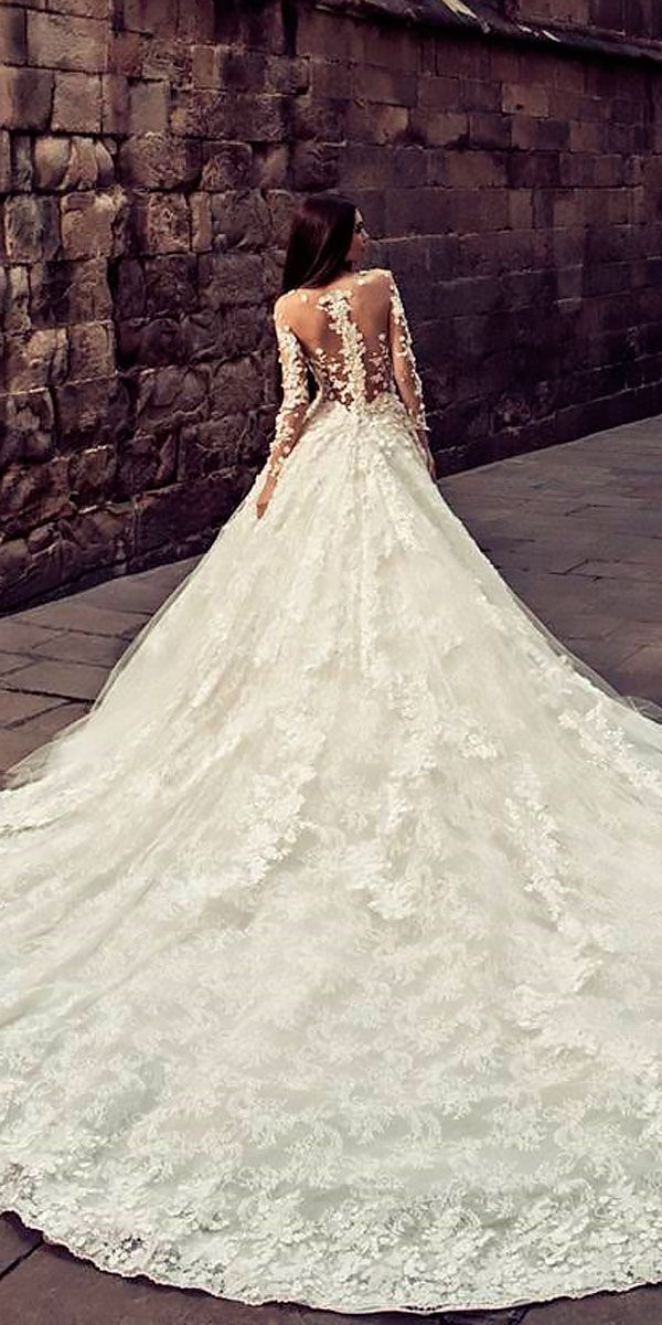 24 Awesome Ball Gown Wedding Dresses You Love in 2018 | Ball Gown ...