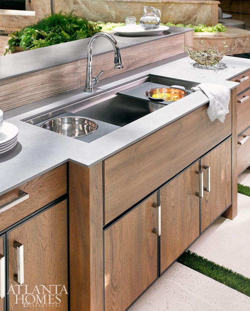 Southern Simplicity Ah L Kitchen Design Outdoor Kitchen Kitchen