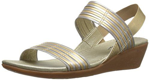 81bc3c001fd6c Pin by Carolyn Adams on bare trap | Wedge sandals, Sandals, Wedges