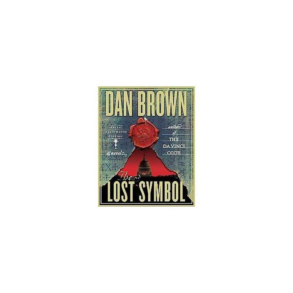 The Lost Symbol Special Illustrated Edition Hardcover Dan Brown