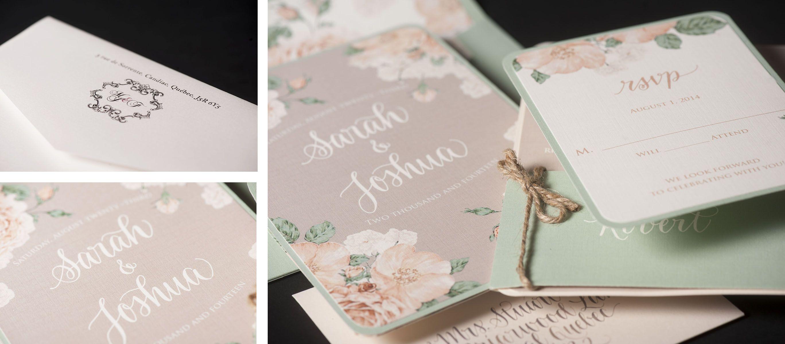 creative expressions couture;wedding invitation;invitation;wedding ...
