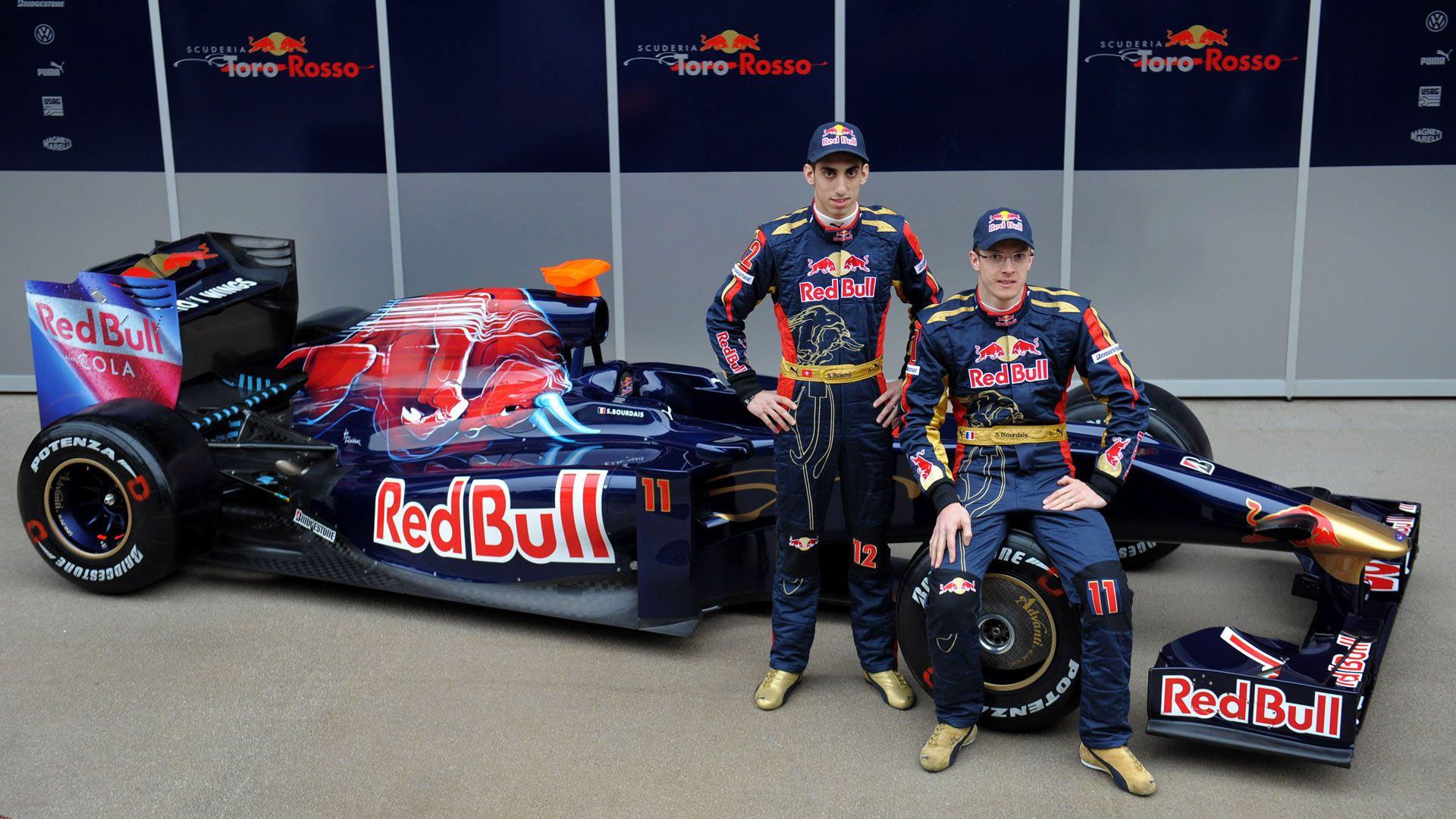 Formula 1 Cars | Presentation Formula 1 2009 Toro Rosso STR4 (Launch). F1 wallpaper car ...