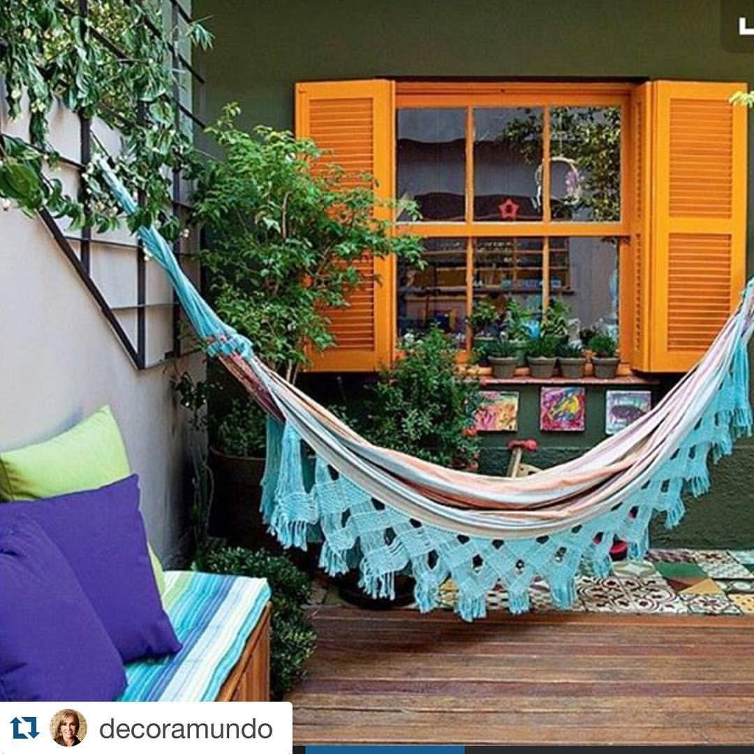 """Casa com Bossa no Instagram: """"Faz tempo que não faço um {follow tip day}.... A primeira dica de hoje é um dos igs que mais amo no mundo: @decoramundo  #Olioliteam #olioli_lifestyle"""""""