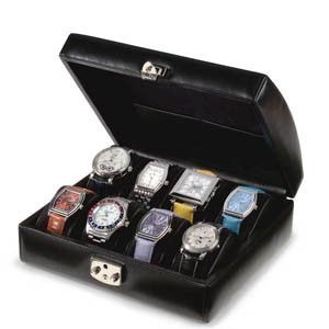 Leather World Watch Box Buy Online Sublime Leather Watch