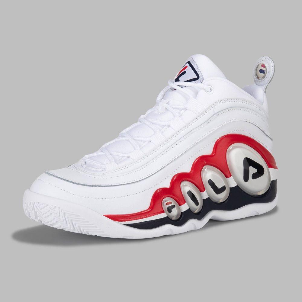 Tenis Fila Bubbles Zip Hombre | Zapatillas fila, Cabeza de ...