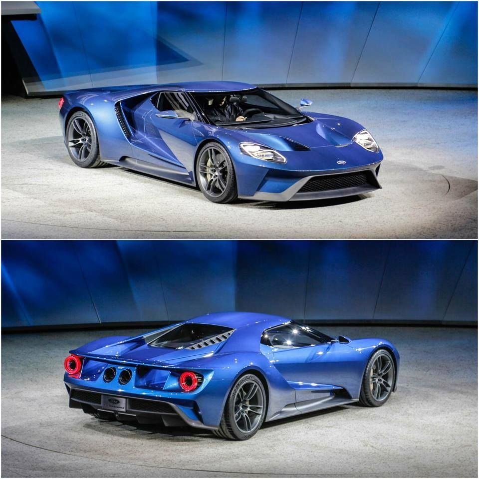 Ford Gt, Hot Cars, Ford Motor