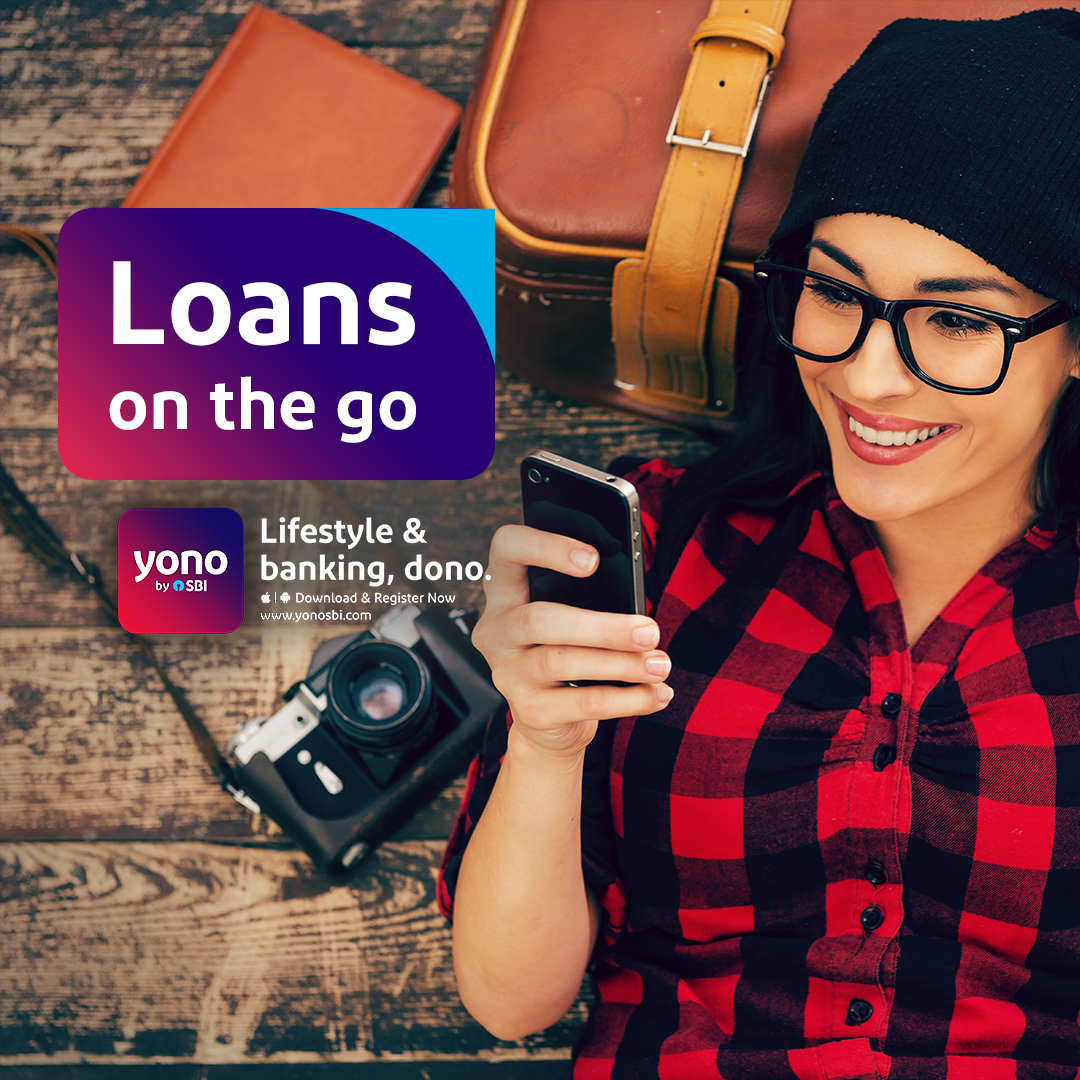 Get Pre Approved Personal Loans On The Go With Yono By Sbi Download Yonosbi Com Personal Loans Easy Loans Loan