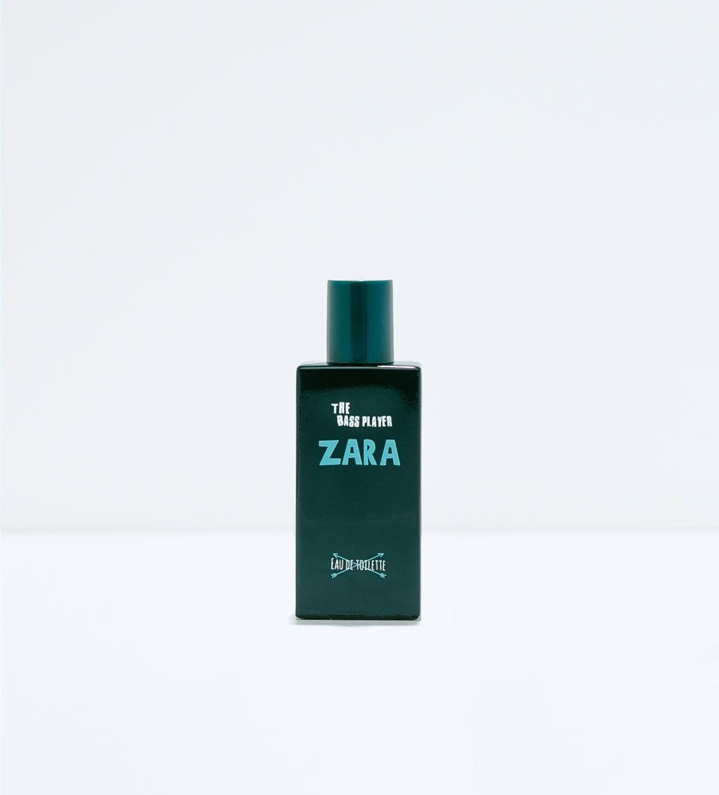 Image 1 Of The Bass Player Zara Eau De Toilette 30ml From Zara