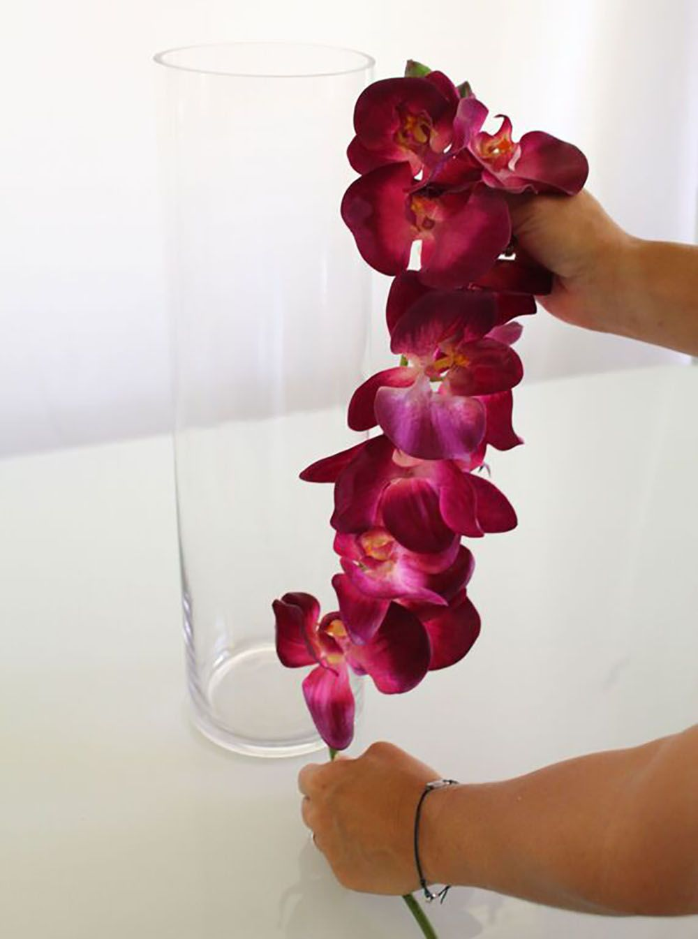 DIY Glowing Submersible Centerpiece | Afloral.com Wedding Blog | Bea ...
