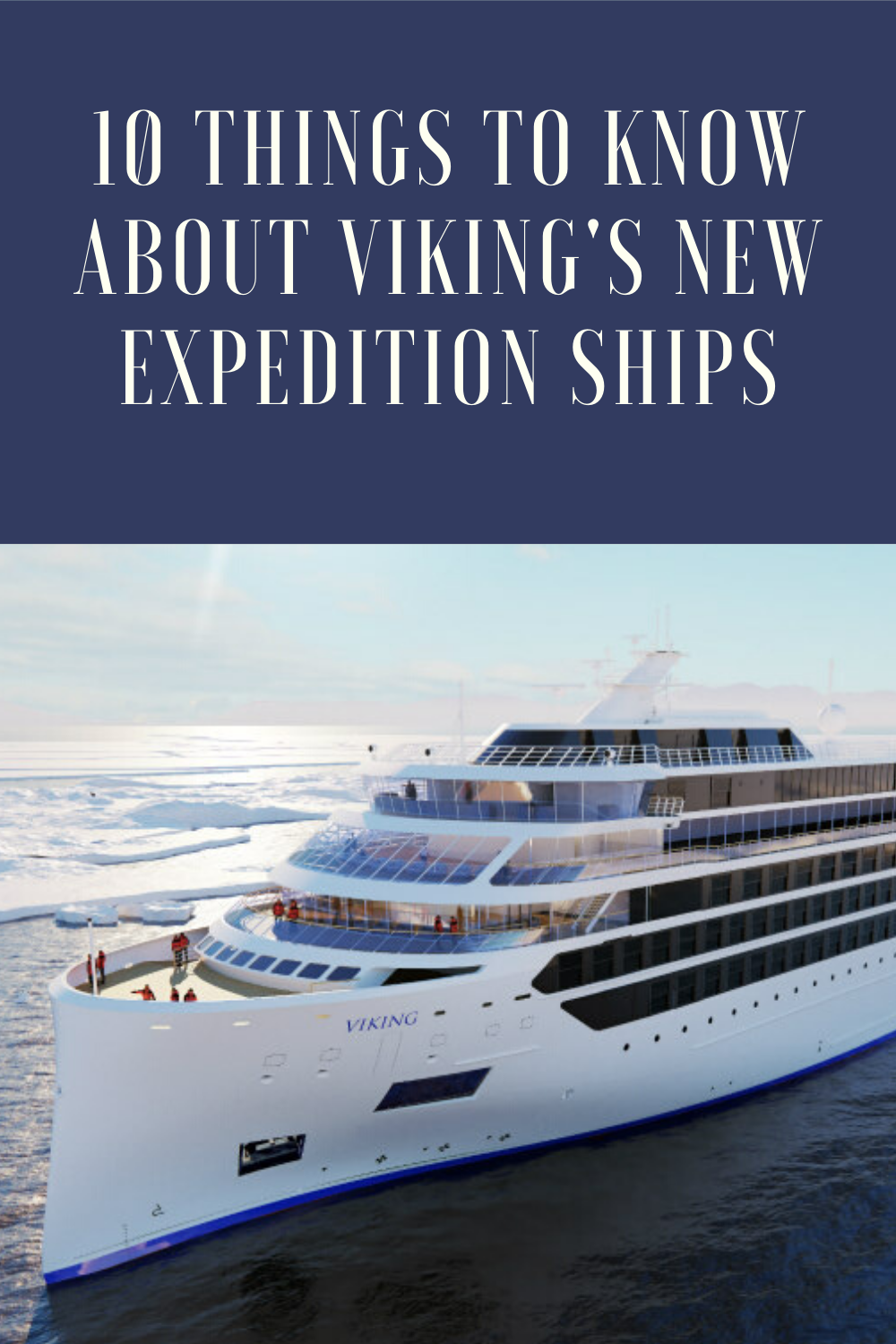 Viking Cruises Is Charting New Territory Yet Again The Norway Based River And Ocean Cruise Line Which Launched In Ocean Cruise Viking Cruises Ocean Sailing